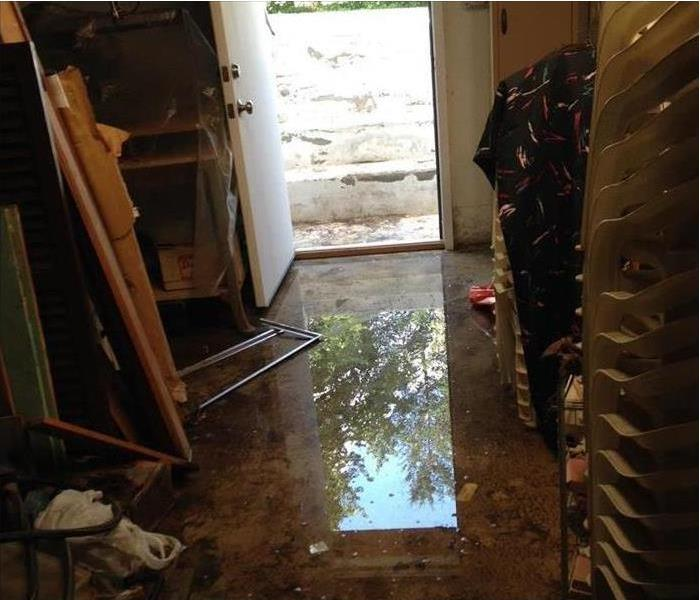 Storm and Water Damage