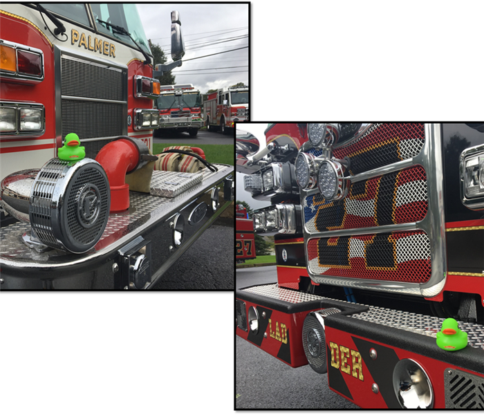 Palmer Municipal Fire Department - Open House 2018