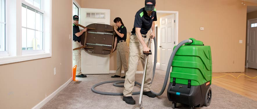 Bethlehem, PA residential restoration cleaning